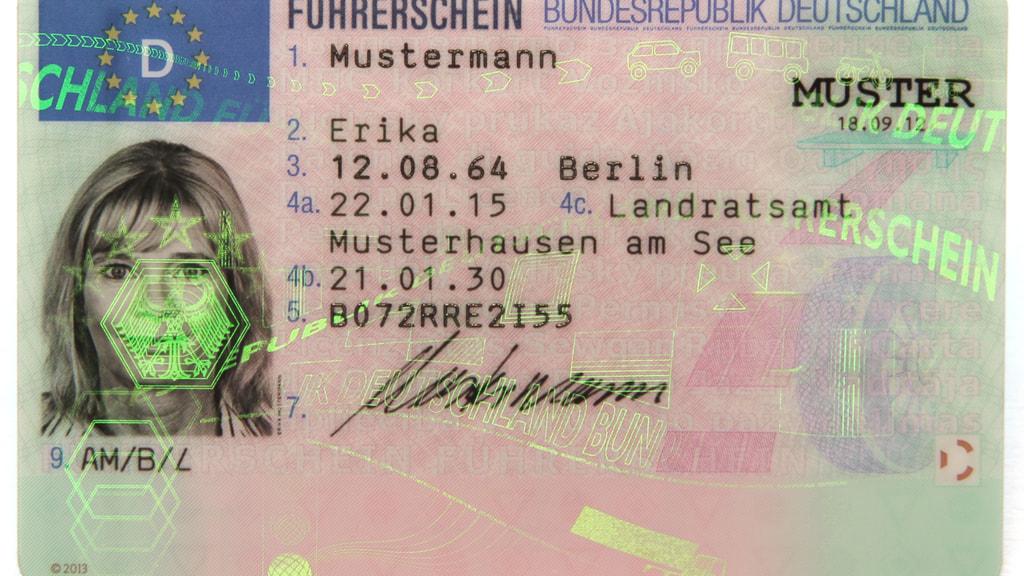 Führerschein 4b Ablaufdatum