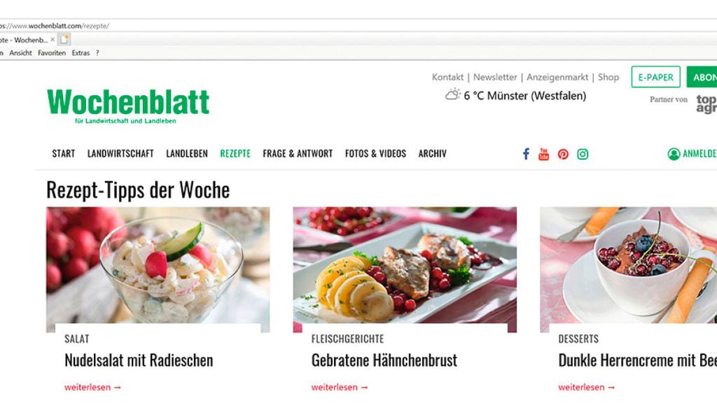 Www.Wochenblatt.Com Rezepte