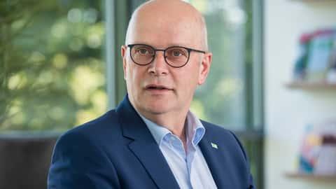 WLV-Präsident Hubertus Beringmeier