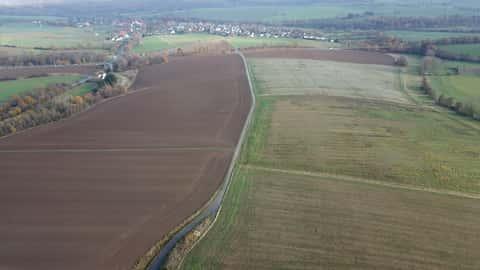 Luftbild Industriepark Lippe