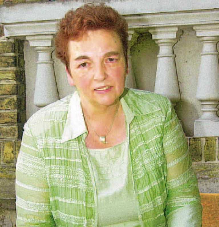 Mechthild Mersmann aus Lette