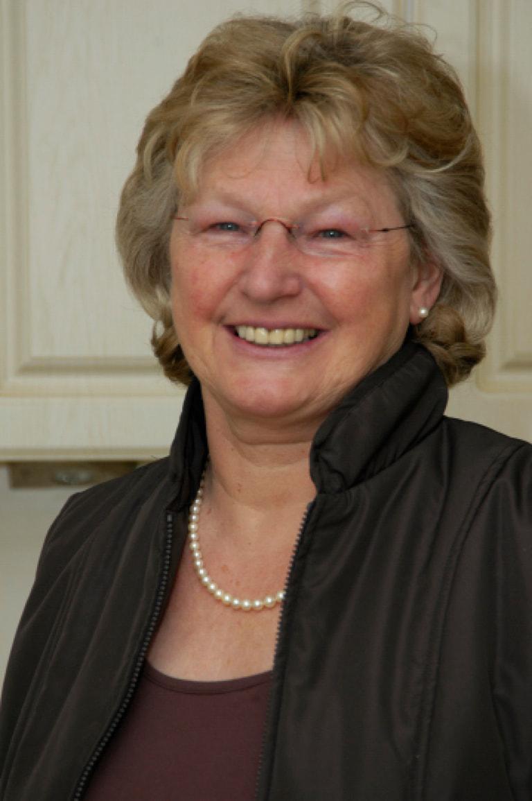 Margret Hölscher aus Legden