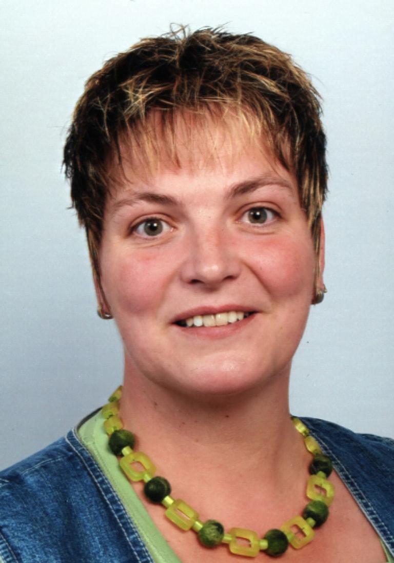 Christiane Borkes aus Rees-Haldern
