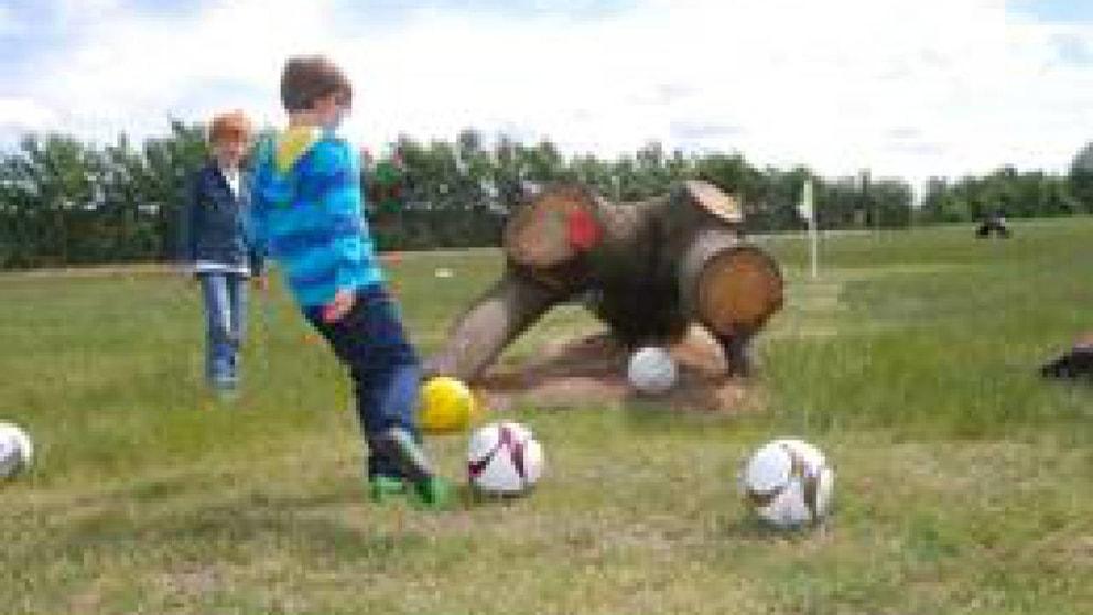 Fussballgolf Was Ist Denn Das Land Kultur Landleben