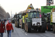 "Gegen die ""Agrarindustrie"""
