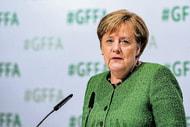 Digitalisierte Landwirtschaft: Merkel betont die Chancen