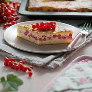 Butterkeks Kuchen Mit Stachelbeeren Rezepte Wochenblatt Fur
