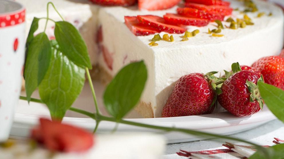Erdbeer Mascarpone Torte Rezepte Wochenblatt Fur Landwirtschaft