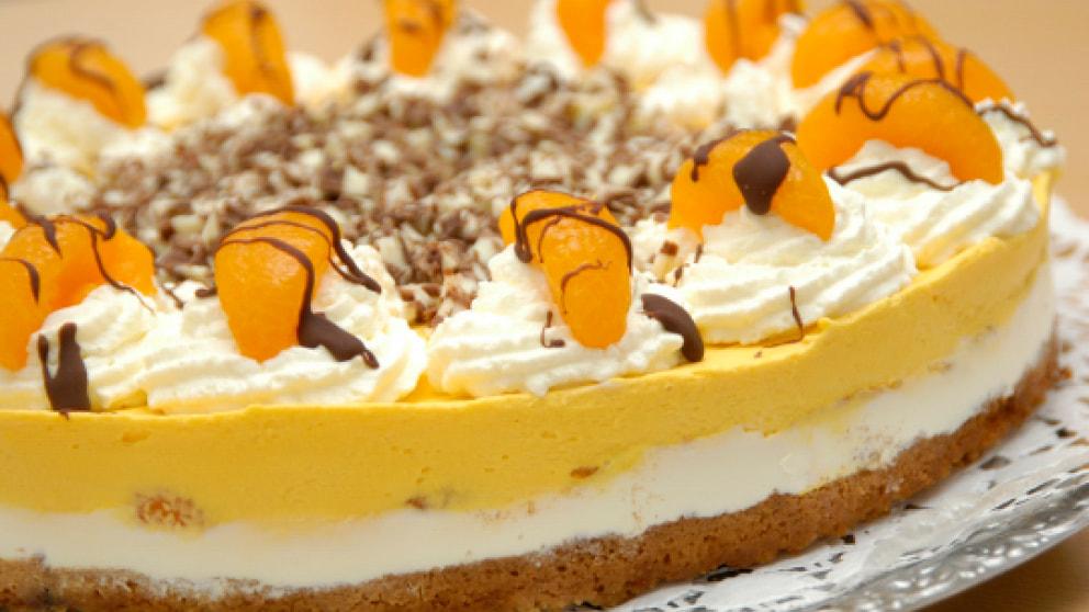 Mandarinen Schmand Torte Rezepte Wochenblatt Fur Landwirtschaft