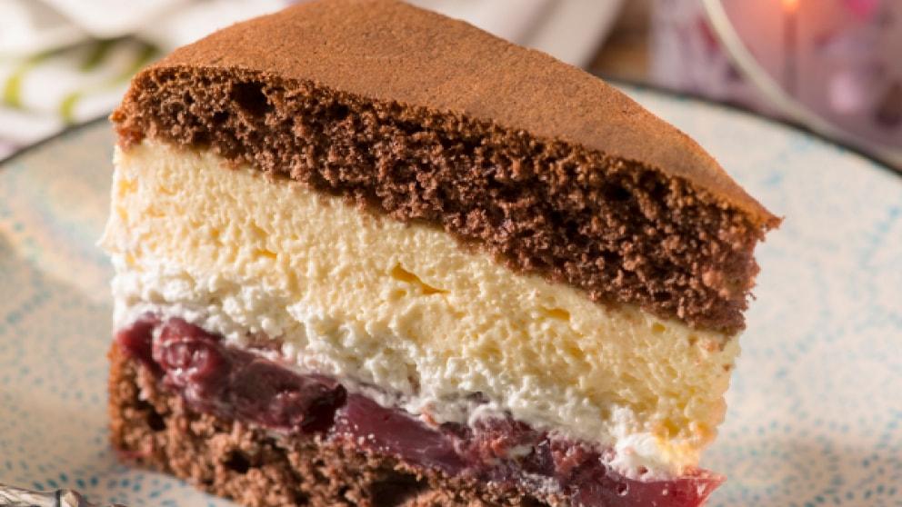 Kirsch Eierlikor Torte Rezepte Wochenblatt Fur Landwirtschaft