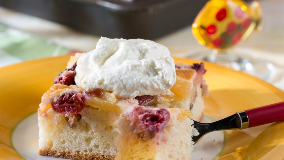 Ananas Kirsch Kuchen Mit Milchreis Rezepte Wochenblatt Fur