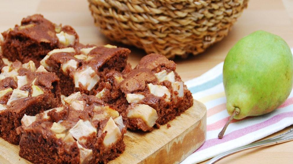 Schoko Birnen Kuchen Rezepte Wochenblatt Fur Landwirtschaft