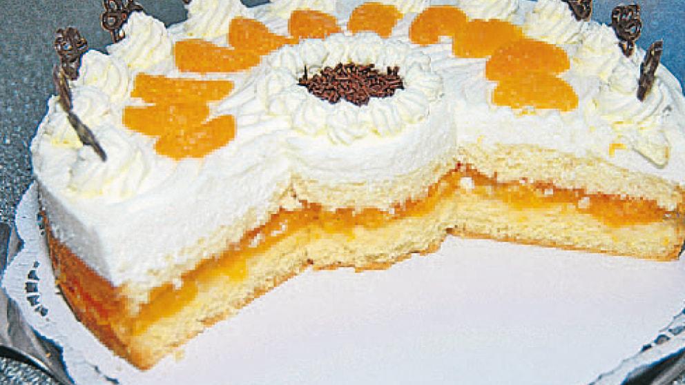 Quark Mandarinen Torte Rezepte Wochenblatt Fur Landwirtschaft
