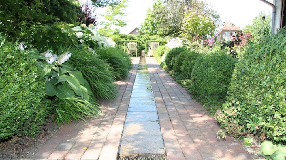 Ein wasserlauf f r den garten nachrichten landleben wochenblatt f r landwirtschaft landleben - Garten wasserlauf ...