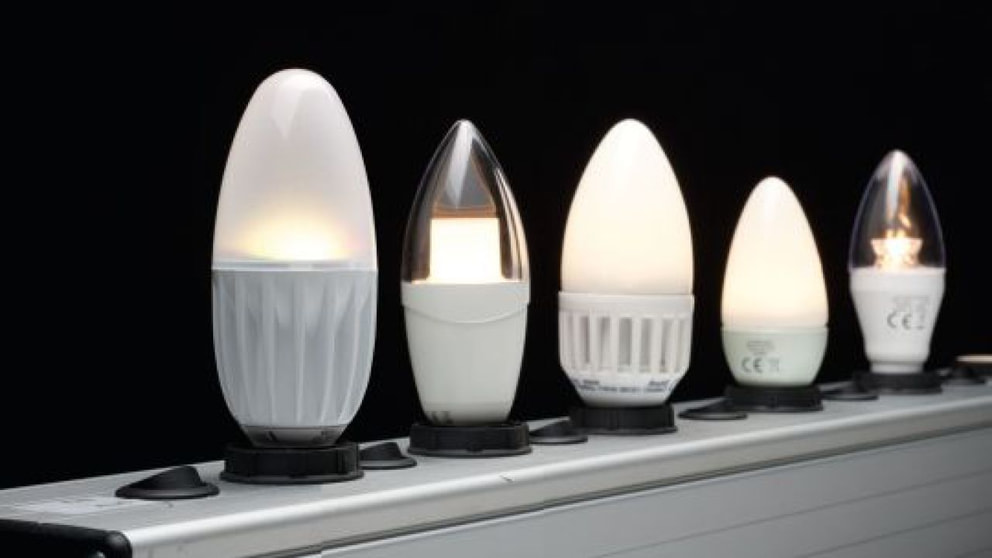 energiesparlampen kerzenf rmige im test haus haushalt landleben wochenblatt f r. Black Bedroom Furniture Sets. Home Design Ideas