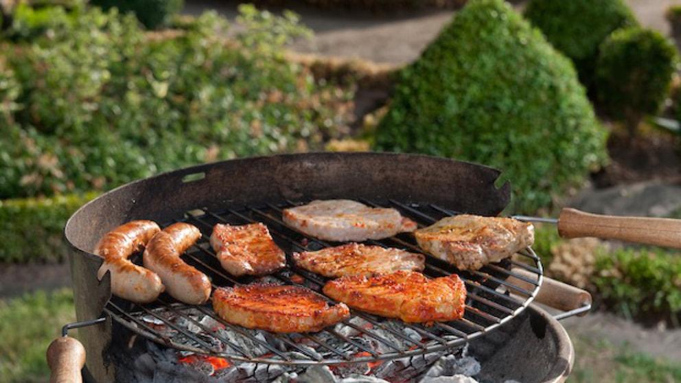 Der Beste Holzkohlegrill Test : Gute grills u2013 mit kohle oder gas haus haushalt landleben