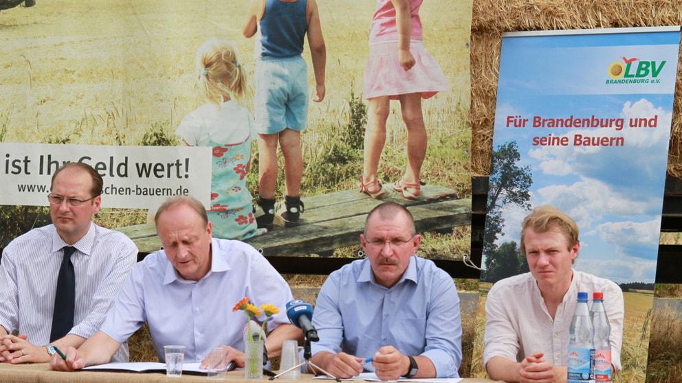 Bauernverband fordert 1 Milliarde Euro Dürrehilfe - Nachrichten ...