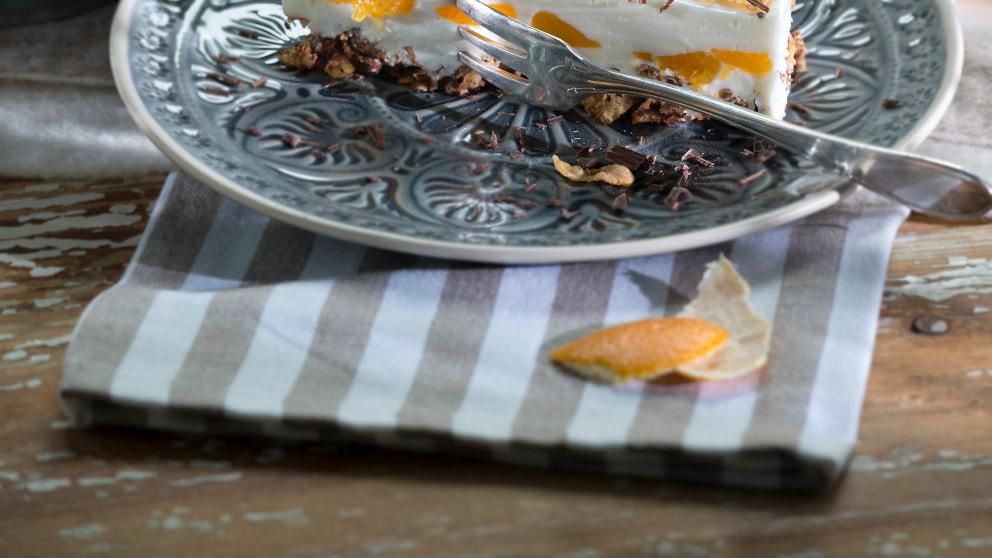 Mandarinen Torte Mit Cornflakesboden Rezepte Wochenblatt Fur