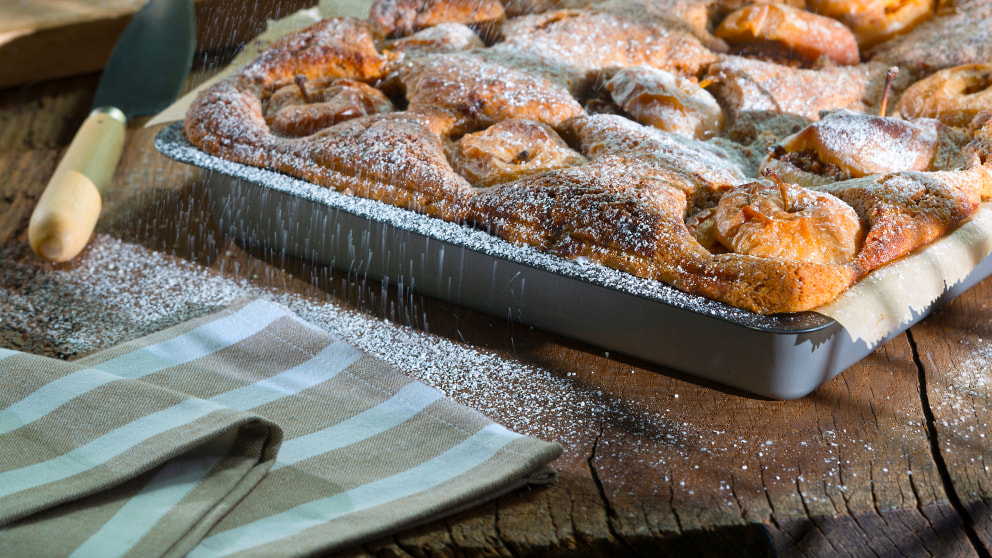 Bratapfel Nuss Kuchen Rezepte Wochenblatt Fur Landwirtschaft